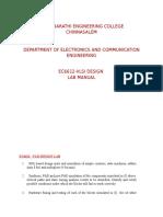 Vlsi 2013 Lab Manual (1)