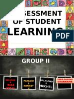 Assessment of Student Learning 1 (1)