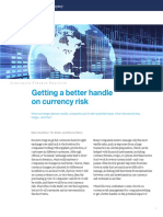 Getting a Better Handle on Currency Risk