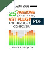 Free VST Plugins eBook