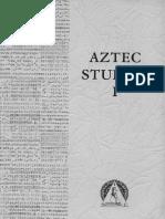 Estudios Aztecas