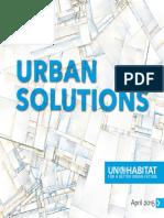 Urban Solutions. United Nations Human Settlements Programme, Nairobi 2015