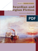 Harold Bloom Edwardian and Georgian Fiction (Bloom's Period Studies)