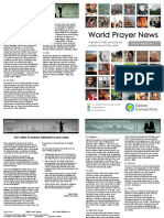 World Prayer News - January/February 2016