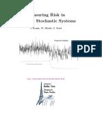 Measuring Risk in Complex Stochastic Systems - J. Franke, W. Hardle, G. Stahl.pdf