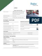 Forbo Acoustic Vinyl Environmental Datasheet Aug 2015 UK