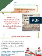 Thème 1223 Famille et mobilité sociale.ppt
