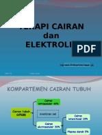 Cairan Elektrolit