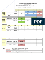 BABM Schedule (August to October 2015)-Aug 2015 Intake