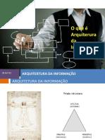 Aula Arquitetrura Da Informação