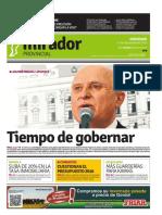 Edición impresa del domingo 13 de diciembre de 2015