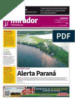 Edición impresa del domingo 20 de diciembre de 2015
