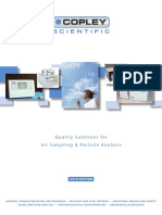 Air Sampling Brochure