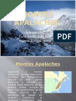 Montañas Apalaches Diapositivas