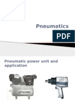 (Week 8) Pneumatics Components and Circuit Design