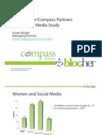 Women Blogging Study