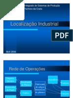 Localizaçào Industrial