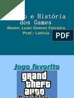 Teatro e História dos Games