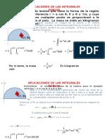 Presentacion sobre integrales dobles