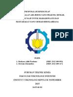 Proposal Business Plan Air Jeruk