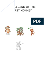 The Legend of the First Monkey