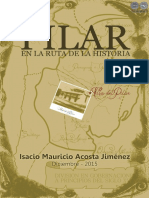 Pilar en La Ruta de La Historia - Isacio Mauricio Acosta - Diciembre 2015 - Portalguarani