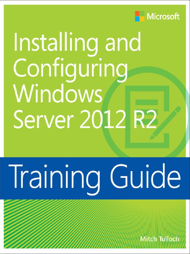 Microsoft server 2012 r2 standard 64 bit license amp dvd media - Microsoft Press Training Guide Installing And Configuring Windows Server 2012 R2 2014 Pdf Hyper V Cloud Computing