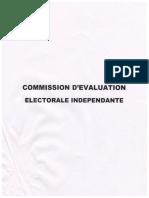 #Haiti - Rapport Commission d'Evaluation Independante (Commission Presidentielle)