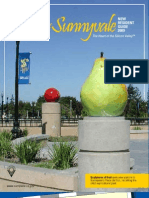 City of Sunnyvale 2009 New Resident Guide