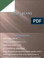 Deep Beams Presentation2