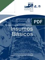 PIB - Insumos Basicos - Papel e Celulose