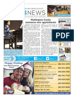 Hartford, West Bend Express News 01/02/16