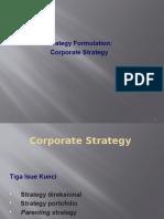 Formulasi Corporate