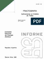 Fractografia Aplicaciones Al Analisis de Falla