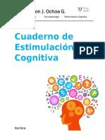 Cuaderno de Estimulación Cognitiva