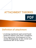 Attachment Theory 2015