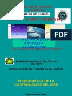 5. Problemática de La Contaminación Aire 2-Lluvia Acida