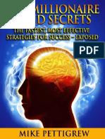 The Millionaire Mind Secrets