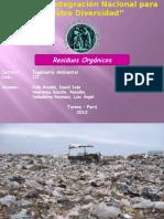 Residuos Organicos Culis Compost