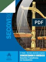 Consultando o Juridico_2012_Questões Trabalhistas No Condomínio