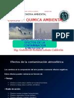 Smog Fotoquimico - Efectos de La Contaminación