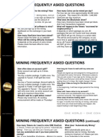 FAQ Mining