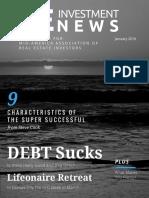RE Investment News Jan 2016