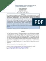 investigacion cientifica del muestreo y procesamiento estadístico en la investigacion