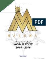 Maluma Rider V 0.3 2015 V310815