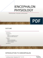 Diencephalon Physiology