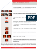 Installation Instructions Couplings and Fittings