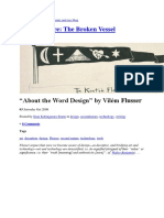 About the Word Design