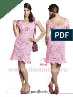 #401 W Vestido Rosa