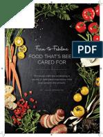 Julie Kendrick for Meetings + Events -- Farm to Fabulous Restaurants